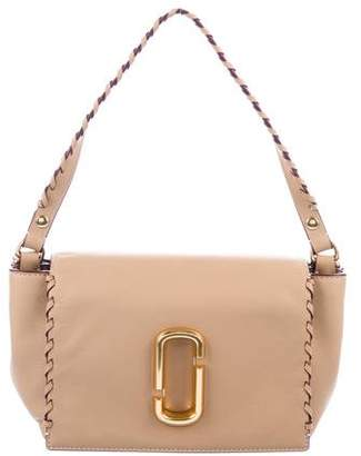 Marc Jacobs Leather Flap Satchel