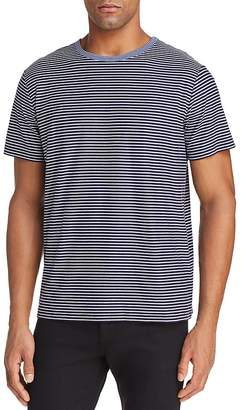 A.P.C. Maui Striped Crewneck Short Sleeve Tee