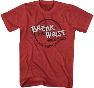 Dynamite T-Line Napoleon Comedy Movie Break the Wrist Heather Adult T-Shirt Tee