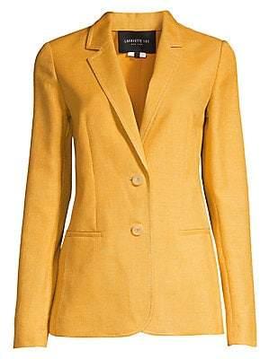 Lafayette 148 New York Women's Briallen Textured Blazer