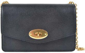 Mulberry Postmans Lock Shoulder Bag $590 thestylecure.com