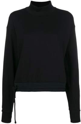 Thom Krom jersey knit roll neck top