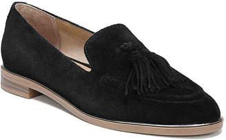 3eefb64ff38 Franco Sarto Black Slips Shoes - ShopStyle