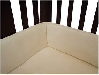 American Baby Company 15082 Organic Cotton Velour Crib Bumper