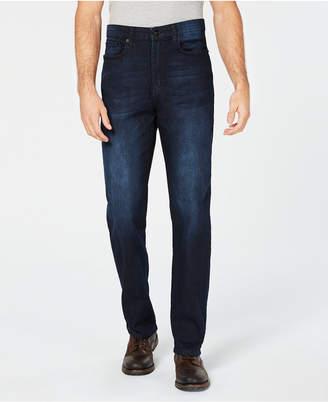 Kenneth Cole New York Kenneth Cole Straight-Leg Medium Indigo Jeans