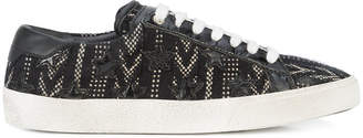 Saint Laurent Berber Signature Court Classic sneakers