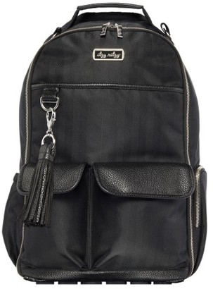 Infant Itzy Ritzy Diaper Bag Backpack - Black $150 thestylecure.com