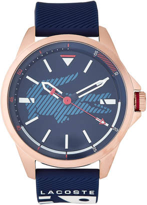 Lacoste 2010964 Rose Gold-Tone & Blue Watch