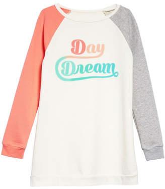 Tucker + Tate Sweatshirt Dress (Toddler Girls, Little Girls & Big Girls)