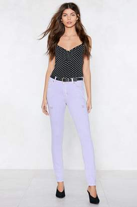 Nasty Gal Close Shave Skinny Jeans