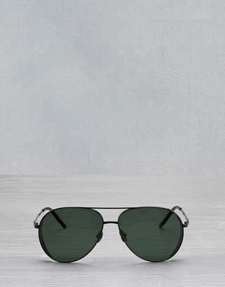 Belstaff Archer Aviator Sunglasses