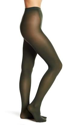 Hue Opaque Control Top Tights - Pack of 2
