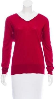 Isabel Marant V-Neck Cashmere Sweater