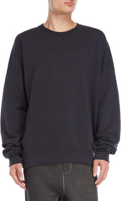 Thom/Krom Drop Shoulder Terry Sweatshirt