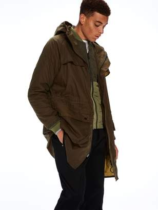Scotch & Soda Double Layered Parka