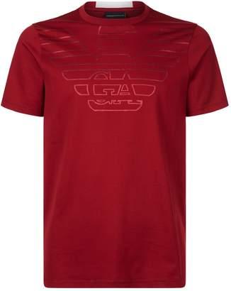 Emporio Armani Eagle Logo T-Shirt