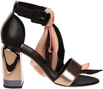 Pierre Hardy Ankle Tie Sandals
