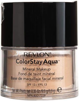 Revlon ColorStay Aqua Mineral Makeup $13.99 thestylecure.com