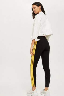 Topshop Side Striped Leggings