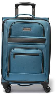 "Kenneth Cole Reaction Street Roller 20"" Expandable 4-Wheel Upright Carry-On"