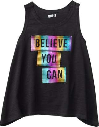 Crazy 8 Crazy8 Believe You Can Tank