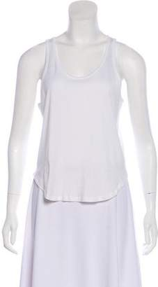 Theyskens' Theory Sleeveless Scoop Neck Top w/ Tags