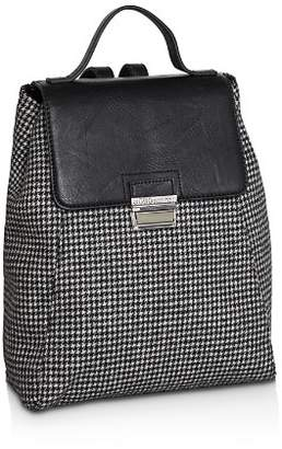 BCBGeneration Fallon Houndstooth Backpack