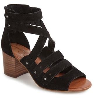 Women's Jessica Simpson Halacie Ankle Strap Sandal $97.95 thestylecure.com
