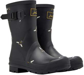 Next Womens Joules Molly Mid Height Printed Welly 5573b5b05