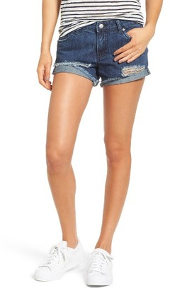 Women's Bp. Denim Cutoff Shorts $49 thestylecure.com