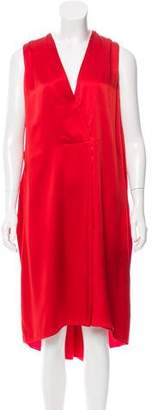 Narciso Rodriguez Sleeveless Shift Dress