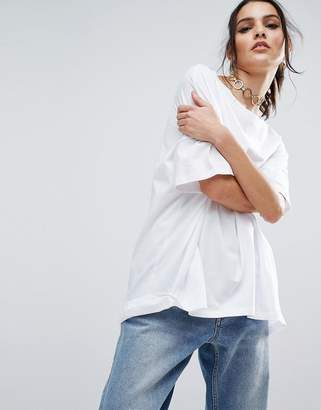 ASOS Super Oversized T-Shirt $23 thestylecure.com