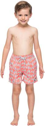 Trunks Tom & Teddy Turtle Swim