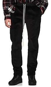 Fear Of God Men's Cotton Corduroy Trousers - Black