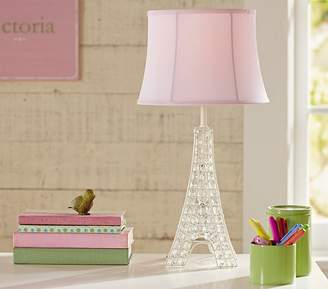 Pottery Barn Kids Glowing Crystal Eiffel Tower Lamp
