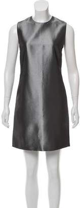 Calvin Klein Collection Sleeveless Mini Dress