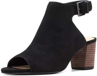 Clarks Deloria Gia Shoe Boots - Black