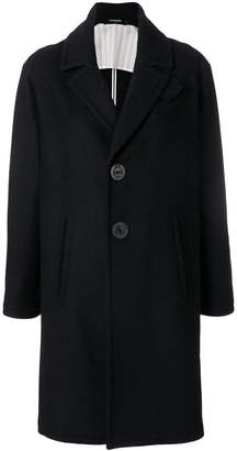 DSQUARED2 single-breasted coat