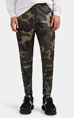 Stampd Men's Camouflage Drawstring Jogger Pants - Green