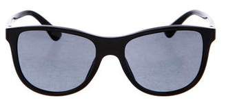 Prada Logo Tinted Sunglasses