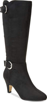 Bella Vita Toni Ii Wide-Calf Boots Women's Shoes