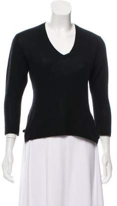 Autumn Cashmere V-Neck Cashmere Sweater