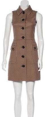 Michael Kors Geometric Print T-Shirt Dress w/ Tags