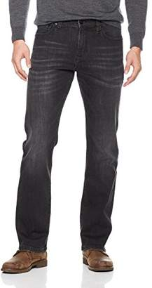 "Nothing but Denim Men's Bootcut Fit Relaxed Premium Denim Jeans W36/L32-Waist(36-37"")"