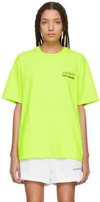 Misbhv Green Ibiza T-Shirt