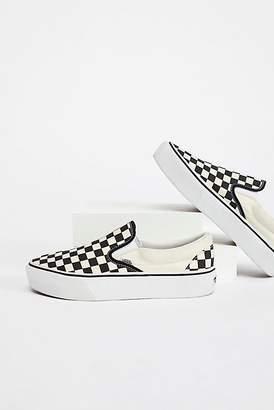 Vans Classic Platform Slip-On Sneaker