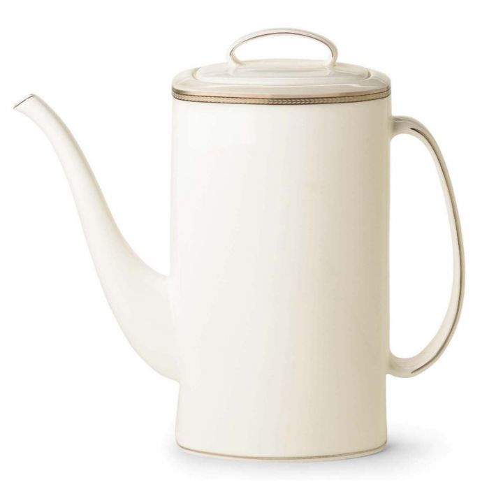 """Kate Spade new york Sonora Knot"""" Coffee Pot With Lid"""