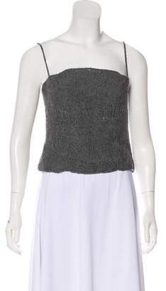Malo Cashmere Sleeveless Top