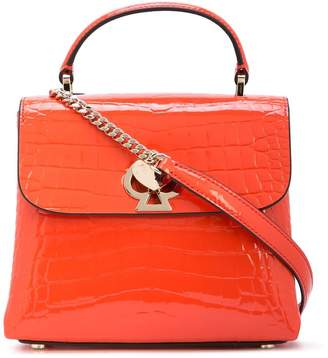 Kate Spade Romy embossed mini bag