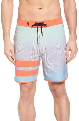 Hurley Phantom Static Block Party Board Shorts